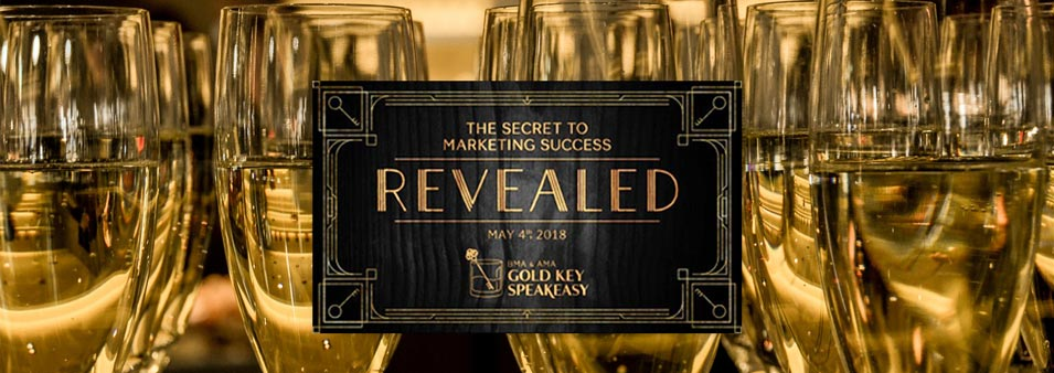 Puttin' on the Ritz: Mark Your Calendar for the BMA/AMA Gold Key Speakeasy